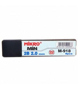 Mikro M-918 90mm Kurşun Kalem Ucu 2.0 mm