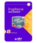 8.Sınıf TEOG İngilizce Konu Anlatımlı Uğur Yayınları