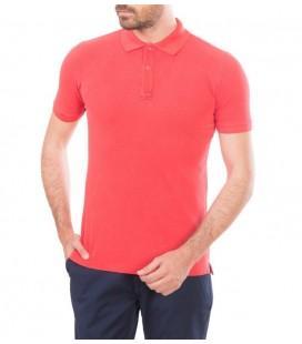 Karaca Toss Polo Yaka Erkek Tişört Kırmızı 516206001