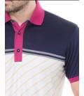Karaca Erkek Polo Yaka Tişört Lacivert 116206025