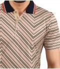 Karaca Erkek Polo Yaka Tişört Bej 114206050