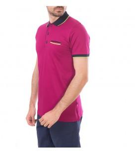 Karaca Erkek Polo Yaka Tişört Fujya 116206017