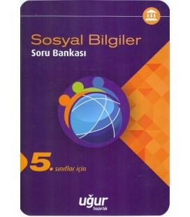 5. Sınıf Sosyal Bilgiler Soru Bankası Uğur Yayınları