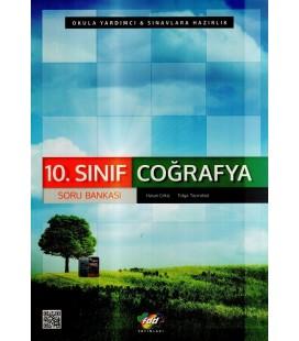 10. Sınıf Coğrafya Soru Bankası FDD Yayınevi