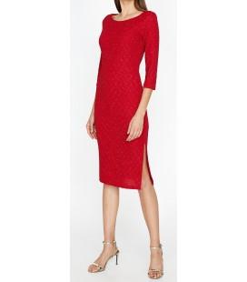 Koton Sim Detaylı Kadın Elbise 9KAK84206FK420