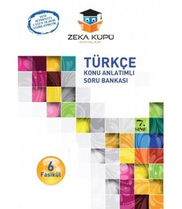 Türkçe 7.Sınıf Konu Anlatımlı Soru Bankası