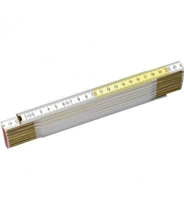 Stanley ST035458 Kırma Metre, 2mX17mm Ahsap