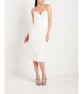 Rue Kadın Ekru Elbise 10680232