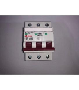 Makel Otomatik Sigorta C 25A 3P 27016006