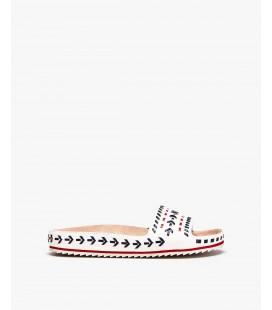 Zara Süsleme Sandal Kadın Terlik 1107/371