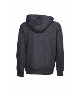 Hummel Koyu Gri Unisex Çocuk Sweatshirt 920008-2508