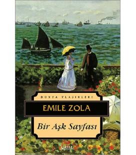 Bir Aşk Sayfası Emile Zola