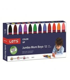 Lets  Jumbo Mum Boya 12'Li L-6512