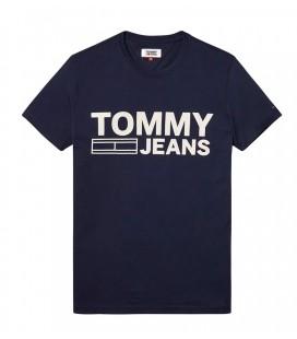 Tommy Jeans Erkek Tişört DM0DM02192002