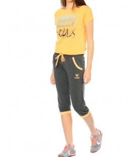 Hummel Young Ss Tee Kadın Tişört T08679-3651