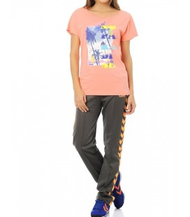 Hummel Paradise Ss Tee Kadın Tişört T08713-3542