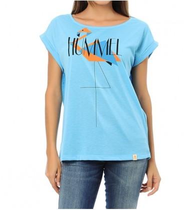 Hummel Flamingo Ss Tee Kadın Tişört  T08725-7003