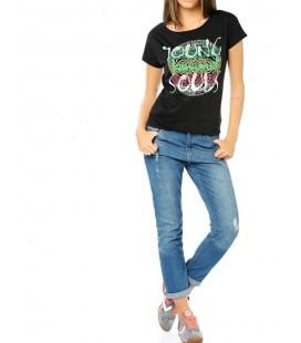 Hummel  Young Ss Tee Kadın Tişört T08679-2001