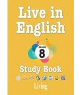 Live in English 8. Sınıf Study Book Grade 8