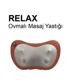 Relax Ovmalı Masaj Yastıgı