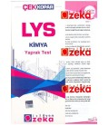 LYS Kimya Yaprak Test - İşleyen Zeka Yayınları