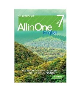 All in One Grade 7 - 7. Sınıflar İçin İngilizce
