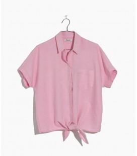 Madawell Kadın Paris Kısa Kollu Gömlek H9182