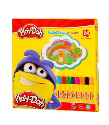 Play-Doh Jumbo Sulu Boya 8 Renk