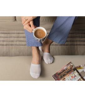 Madame Coco Erkek 2'li Suba Beyaz Çorap 1KCORP0136101