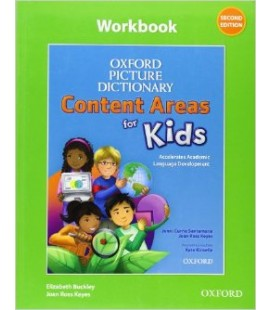 Oxford Picture Dictionary Content Area for Kids Workbook