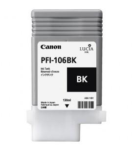 Canon PFI-106 BK mürekkep kartuşu Siyah