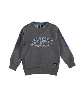 Hummel Çocuk Hmlwallıs Cotton Swe Sweatshirt 920063-2800