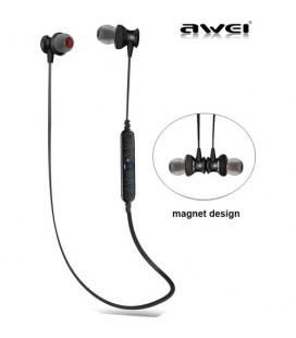 Awei Stereo Bluetooth Kulaklık (Ter ve Suya Karşı Dayanıklı) A980BL - Siyah