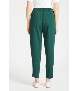Koton Kadın Yeşil Normal Bel Pantolon 8YAK42423UW770