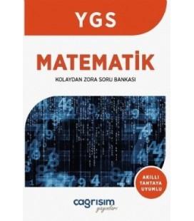 YGS Matematik Kolaydan Zora Soru Bankası - Çağrışım Yayınları