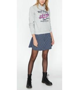 Koton Cep Detaylı Sweatshirt 9KAL11363JK030