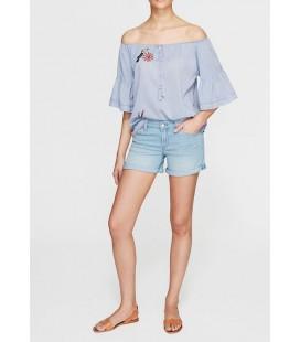 Mavi Vanna Vintage Nolita Jean Şort 1413326231