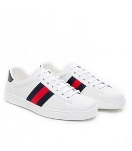 GUCCI Erkek Sneakers Ayakkabı GUC386750A38D0-9072-WHITE