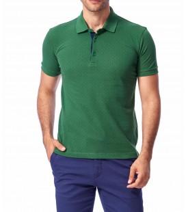 Dufy Erkek Çimen Yeşili T-Shirt - Du2172040005