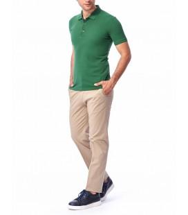 Dufy Erkek Çimen Yeşili T-Shirt - Du2172041003