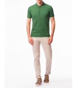 Dufy Erkek Çimen Yeşili T-Shirt - Du1172041001