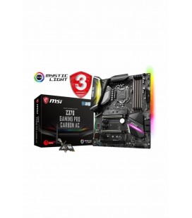 MSI Z370 GAMING PRO CARBON AC DDR4 4000(OC) SATA 6GB/S M2 USB3.1 RGB ATX WIFI 210144606