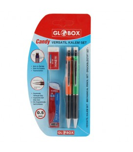 Globox Versatil Kalem Seti 0,5mm 6876