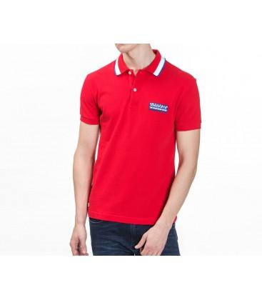 Lacoste Erkek Kırmızı Regular Fit Kısa Kollu Polo Yaka Tişört PH7112.Q5N