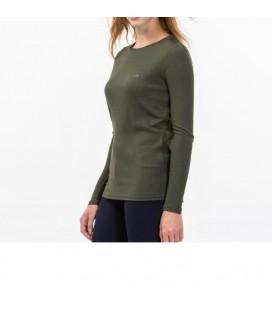 Lacoste Kadın Yeşil Tişört TF1801.01Y