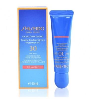 Shiseido  UV Korumalı Şeffaf/Renkli Dudak Nemlendiricisi