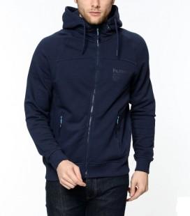 Hummel Frad Zip Hoodie Sweatshirt T37441-7459
