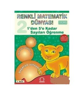 Renkli Matematik Dünyası 2
