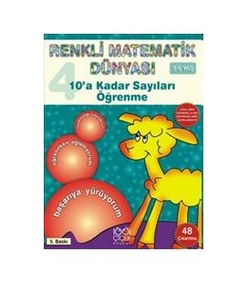 Renkli Matematik Dünyası 4 Pascal Press