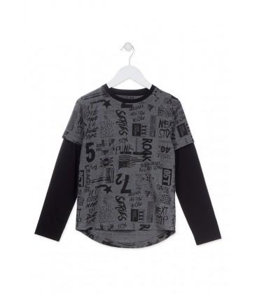 Losan Erkek Çocuk Sweatshirt 823-1004AA